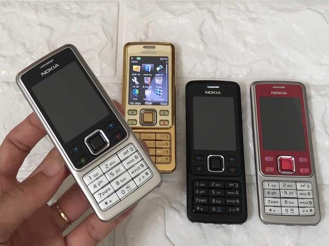 Nokia 6300 đã từng là huyền thoại của hãng điện thoại hàng đầu thế giới