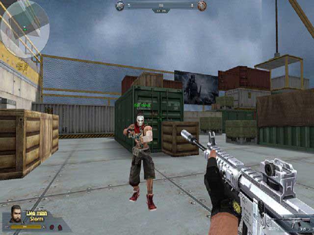 Truy kích là game bắn súng hấp dẫn