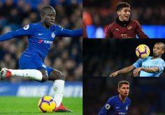 Tiền vệ phòng ngự là vị trí quan trọng và được chú ý trong nền bóng đá hiện đại