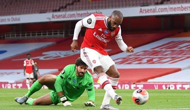 Nhận định bóng đá trận đấu giữa Arsenal vs Liverpool Chung kết FA Community Shield 22h30 29/08/2020