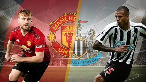 Nhận định trận bóng Manchester United vs Newcastle