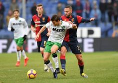 Màn chạm trán giữa Genoa vs Sassuolo hứa hẹn nhiều bàn thắng được ghi