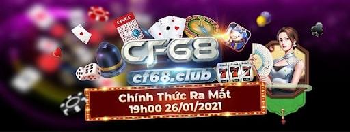 CF68 Club - Cổng game hay hàng đầu tại Việt Nam